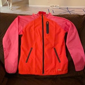 NWOT - Under Armour Light Jacket
